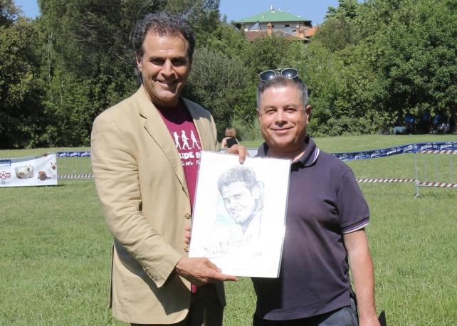Pino Quartullo e Fiorenzo Toniutti