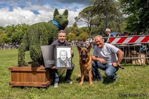 Massimo Perla, Rex e Fiorenzo Toniutti