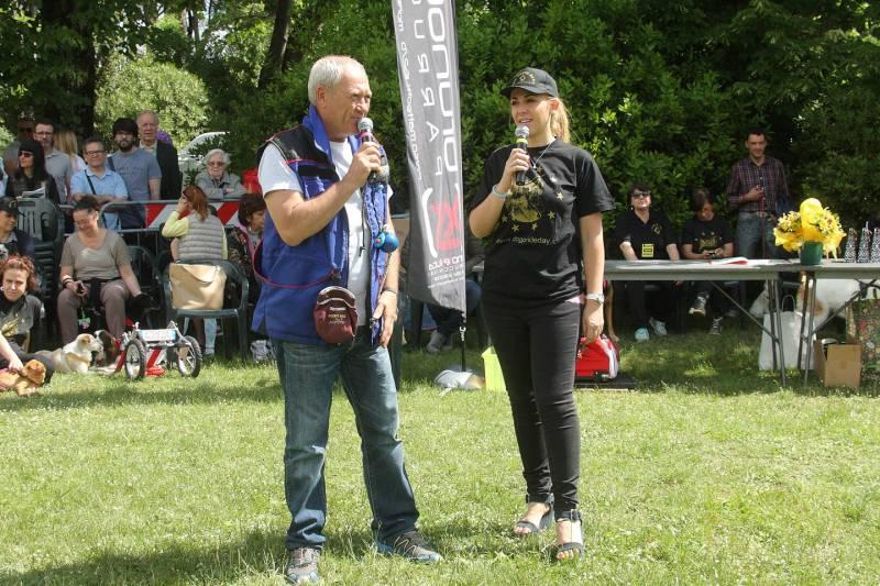 Lisa Marzoli e Massimo Perla