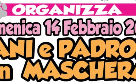 Carnevale & il G.S. Valdinievole Addestramento Cani