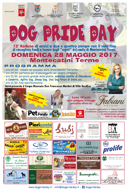 DOG PRIDE DAY 2017: fatto!