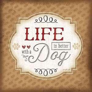 La vita coi cani è…