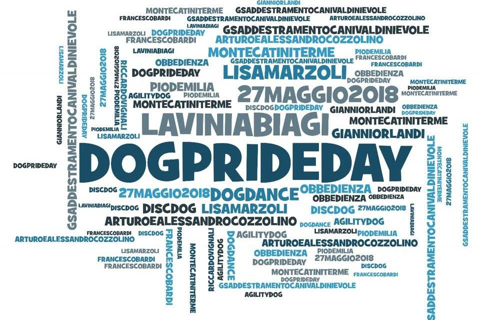 DOG PRIDE DAY 2018…memories… ;)