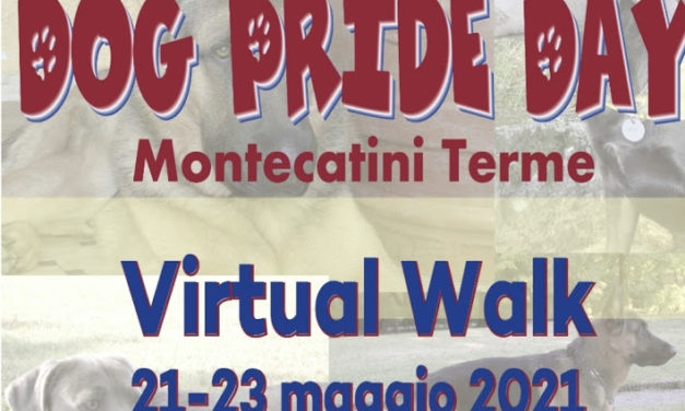 Dog Pride Day 2021 Virtual Walk & Gioiellerie Fabiani