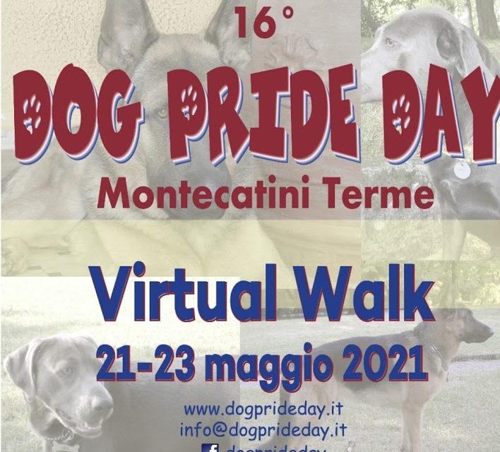 Dog Pride Day 2021 Virtual Walk & Gioiellerie Fabiani